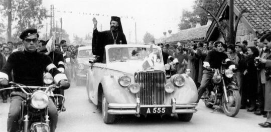 Χρονολόγιο, Μακάριος, Makarios, ΤΟ BLOG ΤΟΥ ΝΙΚΟΥ ΜΟΥΡΑΤΙΔΗ, nikosonline.gr