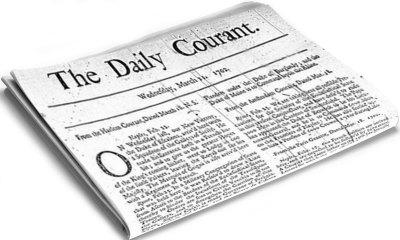 Χρονολόγιο, The Daily Courant, ΤΟ BLOG ΤΟΥ ΝΙΚΟΥ ΜΟΥΡΑΤΙΔΗ, nikosonline.gr