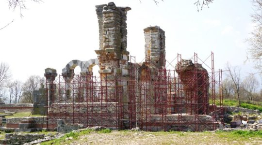 Ο αρχαιολογικός χώρος των Φιλίππων, Filippoi, Kavala, Drama, Θέταρο, ενοποίηση αρχαιολογικών χώρων, nikosonline.gr