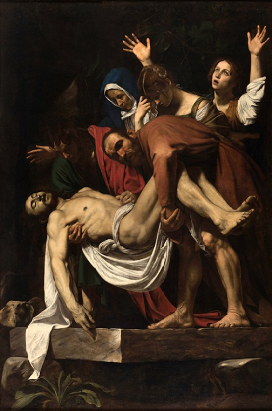 """""""The Entombment of Christ"""","""