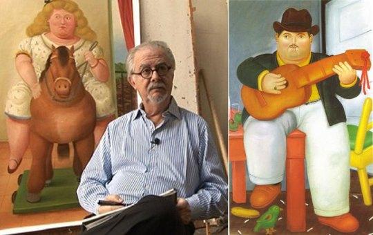 Χρονολόγιο, Fernando Botero, Φερνάντο Μποτέρο, ΤΟ BLOG ΤΟΥ ΝΙΚΟΥ ΜΟΥΡΑΤΙΔΗ, nikosonline.gr