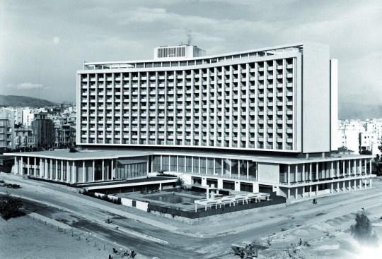 Χρονολόγιο, Athens Hilton Hotel, Χίλτον Αθηνών, ΤΟ BLOG ΤΟΥ ΝΙΚΟΥ ΜΟΥΡΑΤΙΔΗ, nikosonline.gr