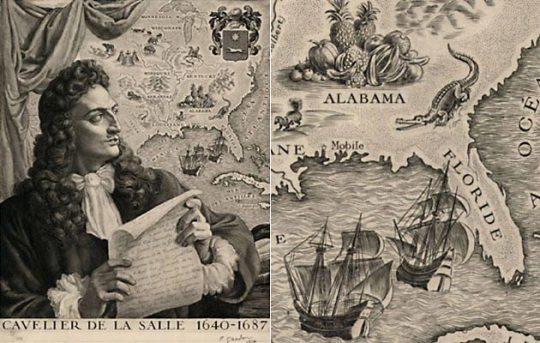 Χρονολόγιο, René-Robert Cavelier de La Salle, Louisiana, Καβελιέ ντε λα Σαλ, ΤΟ BLOG ΤΟΥ ΝΙΚΟΥ ΜΟΥΡΑΤΙΔΗ, nikosonline.gr