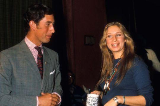 Prince Chrales, Barbra Streisand,