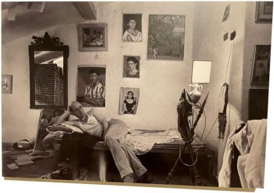 Γιάννης Τσαρούχης, Πρώτη φορά στις Η.Π.Α, «Yannis Tsarouchis: Dancing in Real Life», Σικάγο, Wrightwood 659, Art, gallery, USA, έκθεση, Yannis Tsarouchis, nikosonline.gr
