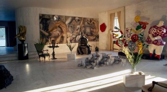 Ποιος ήταν τέλος πάντων αυτός ο Ιόλας;, alexander iolas, art, home museum, gallery, αλέξανδρος Ιόλας, γκαλερί, σπίτι μουσείο, συλλογή έργων τέχνης, nikosonline.gr