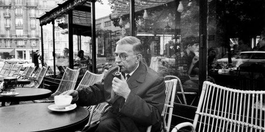 Η Ταυτότητα της ημέρας, Jean Paul Sartre, Ζαν Πωλ Σαρτρ, ΤΟ BLOG ΤΟΥ ΝΙΚΟΥ ΜΟΥΡΑΤΙΔΗ, nikosonline.gr