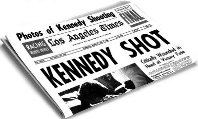 Χρονολόγιο, Robert Kennedy, Ρόμπερτ Κένεντι, ΤΟ BLOG ΤΟΥ ΝΙΚΟΥ ΜΟΥΡΑΤΙΔΗ, nikosonline.gr
