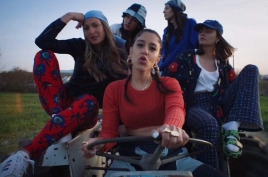 """Μαρίνα Σάττι, Εθισμός, """"Πάλι"""", Marina Satti, Pali, music, video, nikosoanline.gr"""