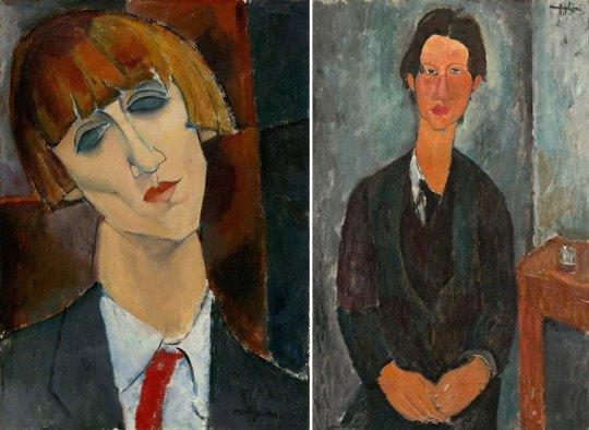 Η ταυτότητα της ημέρας, Amedeo Modigliani, Αμεντέο Μοντιλιάνι, ΤΟ BLOG ΤΟΥ ΝΙΚΟΥ ΜΟΥΡΑΤΙΔΗ, nikosonline.gr