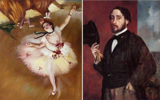 Η ταυτότητα της ημέρας, Edgar Degas, Εντγκάρ Ντεγκά, ΤΟ BLOG ΤΟΥ ΝΙΚΟΥ ΜΟΥΡΑΤΙΔΗ, nikosonline.gr