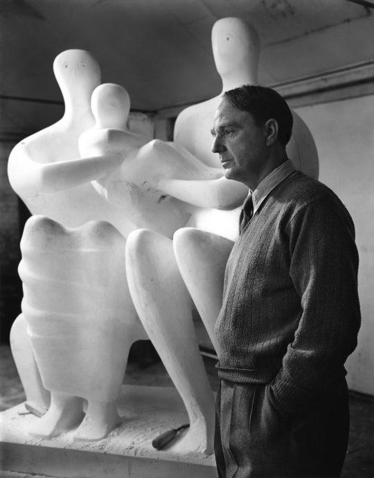 Η ταυτότητα της ημέρας, Henry Moore, Χένρυ Μουρ, ΤΟ BLOG ΤΟΥ ΝΙΚΟΥ ΜΟΥΡΑΤΙΔΗ, nikosonline.gr