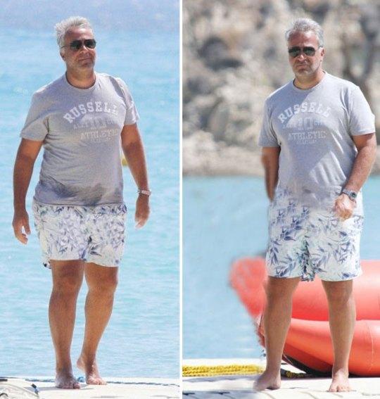 Πολιτικοί στις παραλίες, Beach, politikoi, politicians, summer, holidays, καλοκαίρι, διακοπές, nikosonline.gr