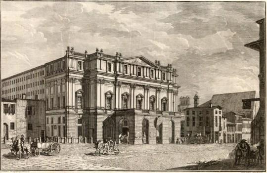 Η ταυτότητα της ημέρας, Teatro alla Scala, Λα Σκάλα- Όπερα, ΤΟ BLOG ΤΟΥ ΝΙΚΟΥ ΜΟΥΡΑΤΙΔΗ, nikosonline.gr