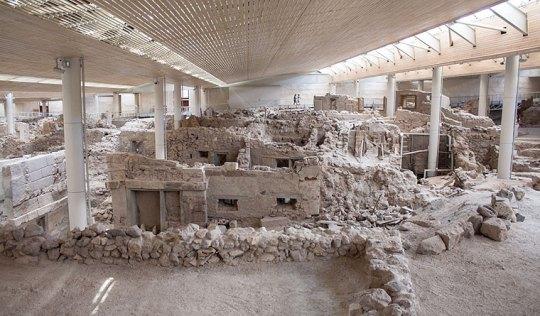 Η ταυτότητα της ημέρας, Ακρωτήρι-Σαντορίνη ανασκαφές, Akrotiti -Santorini, ΤΟ BLOG ΤΟΥ ΝΙΚΟΥ ΜΟΥΡΑΤΙΔΗ, nikosonline.gr