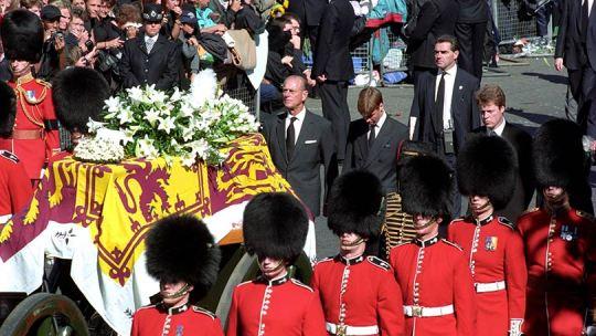 Η ταυτότητα της ημέρας, Princess Diana funeral, ΤΟ BLOG ΤΟΥ ΝΙΚΟΥ ΜΟΥΡΑΤΙΔΗ, nikosonline.gr
