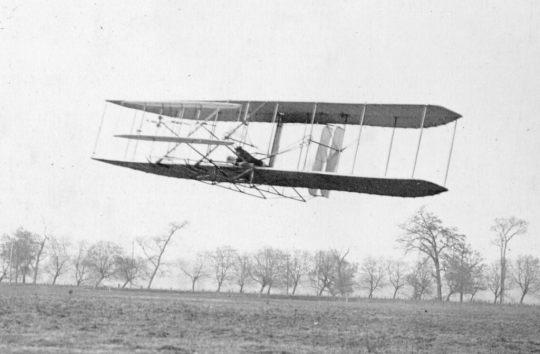 Η ταυτότητα της ημέρας, Flyer II, Wright Brothers, Aeroplane Company, ΤΟ BLOG ΤΟΥ ΝΙΚΟΥ ΜΟΥΡΑΤΙΔΗ, nikosonline.gr