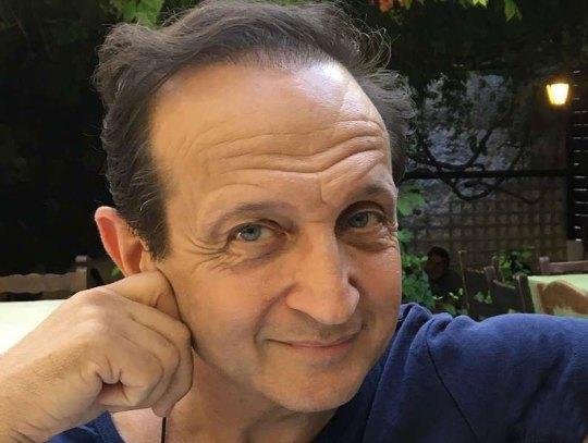 Ο αξιαγάπητος Σπύρος Μπιμπίλας, ηθοποιός, πρόεδροσ ΣΕΗ, Spiros Bibilas, ithopoios, θέατρο, τηλεόραση, σινεμά, nikosonline.gr