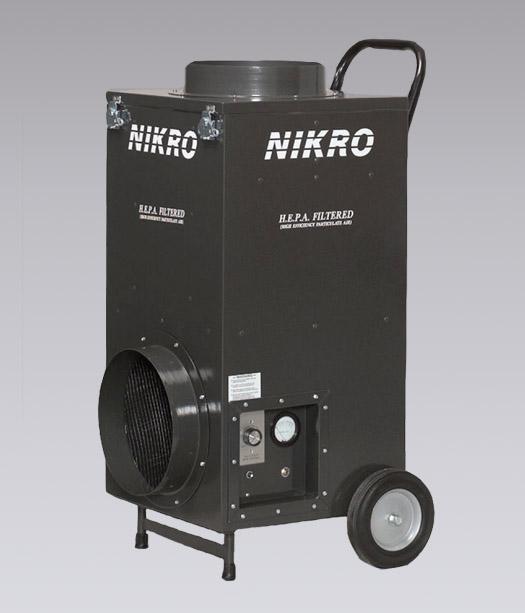 ur800 upright air scrubber