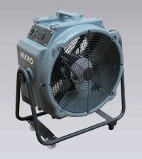 Air Movers, Axial Fans and Carpet Drying Equipment