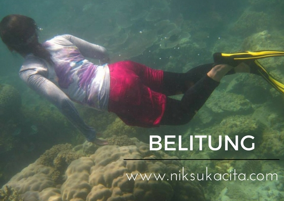 Bawah lautnya Belitung - Indonesia