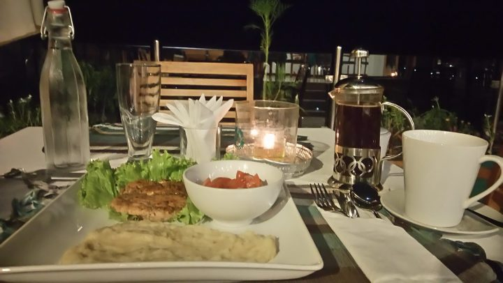 menu di sunset hill labuan bajo