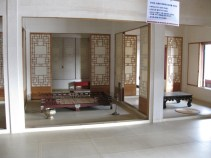 Gangnyeongjeon, des Königs Schlafzimmer