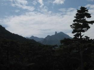 Bergwelt im Seoraksan
