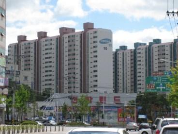 Schöner wohnen in Andong