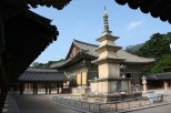 Seokgatap-Pagode im Bulguksa-Tempel