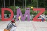 Doch irgendwie fröhlich, diese DMZ.