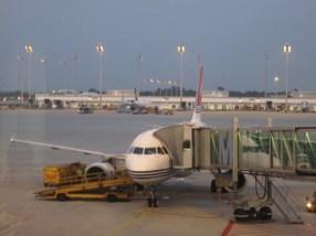 Air Malta wartet auf uns