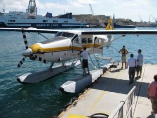 Das Wasserflugzeug