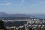 Blick von den Twin Peaks
