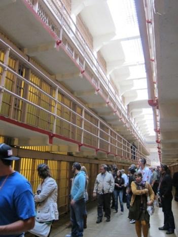 """Alcatraz: die heutige """"Mannschaft"""""""