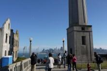 Alcatraz: Blick auf San Francisco