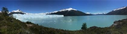 Perito Moreno Gletscher vom Canal de los Témpanos