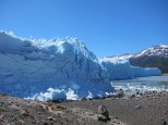Am Perito Moreno Gletscher