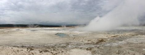 Im Lower Geyser Basin