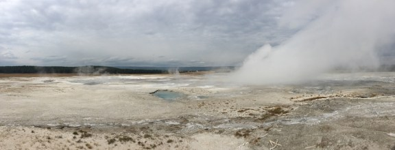 Im Lower Geyser Basin