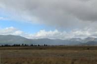 Sturm über Montanas Hügeln