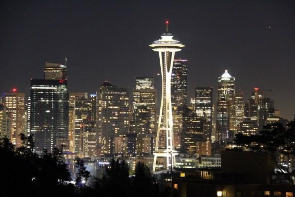 Seattle vom Kerry Park