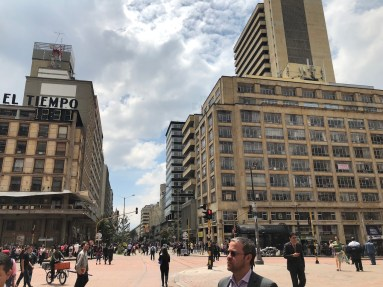 Bogotá Impressionen
