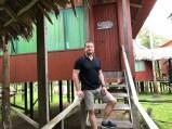 unsere Unterkunft in der Reserva Marasha