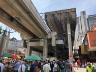 Metrostation - brachial, aber wirkungsvoll