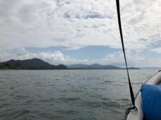 auf dem Pazifik