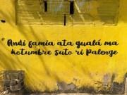 Palenque, die Sprache des Dorfes