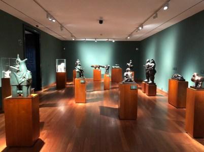 im Museo Botero