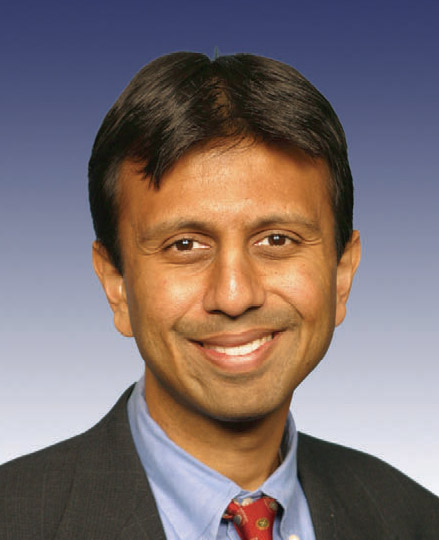 Bobby Jindal, Governor of Louisiana