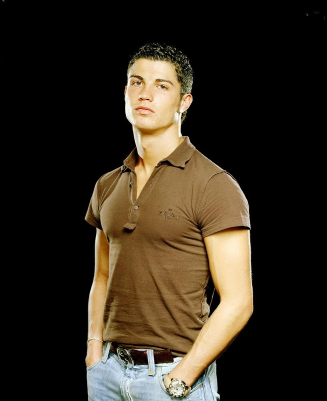 Cristiano Ronaldo - Football player, soccer, portugal, striker, two foot,